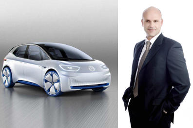 大众设立新部门,加速电动汽车战略转型
