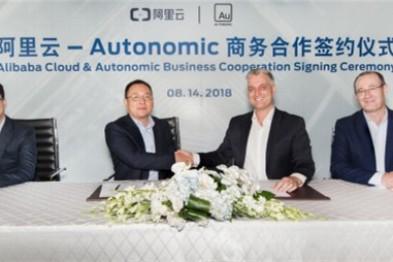 福特子公司与阿里云签署合作备忘录,在华启动车联云平台