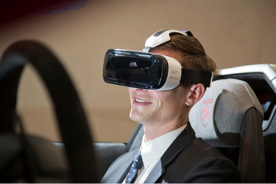 """VR技术全面""""侵入""""汽车行业,是狂欢还是妄想?"""