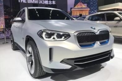 寶馬iX3和純電3系敲定國產,工廠已獲批