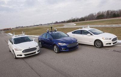 黑莓+福特发展无人驾驶 扩大QNX安全操作系统