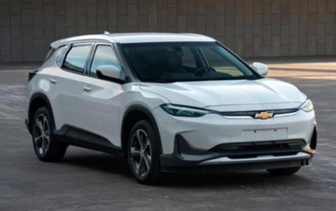 雪佛兰旗下首款纯电动车MENLO