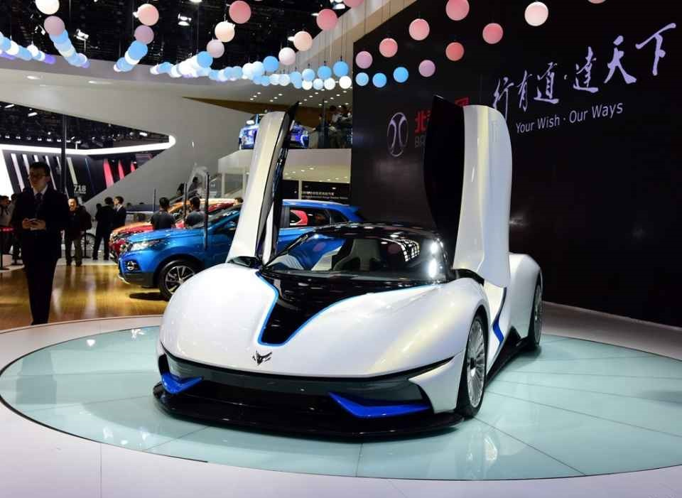北汽新能源与麦格纳合资,用电动超跑撬开高端市场-汽车氪