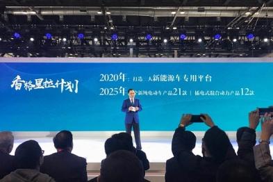 """投资1000亿元,长安发布""""香格里拉计划""""及三款新车"""