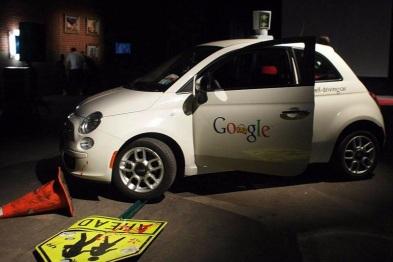 「专利战」会让自动驾驶汽车死在襁褓里吗?