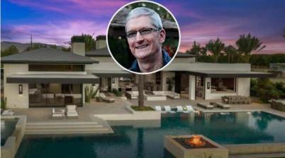 苹果造车还没进展 蒂姆·库克已购豪宅