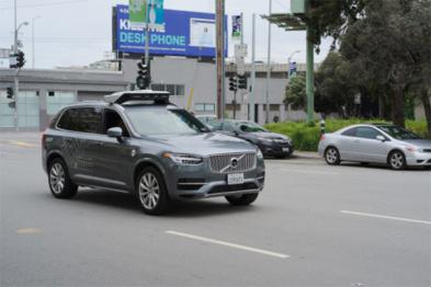 Uber与Lyft提议城区禁止私人使用自动驾驶汽车