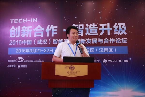 长安汽车工程研究总院智能化中心智能驾驶所副所长梁锋华