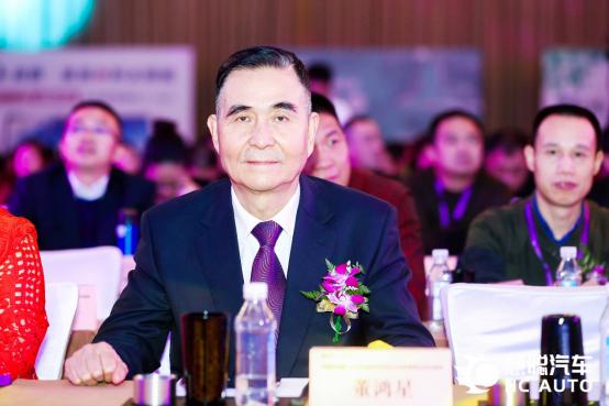 中国汽车后市场总会常务秘书长董鸿星