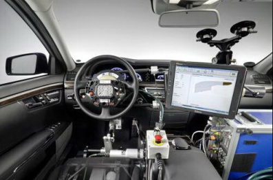 路透社:智能汽车浪潮的最大受益者是科技公司