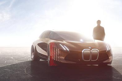 全新的驾驶模式:宝马计划在2021年推出旗舰电动汽车