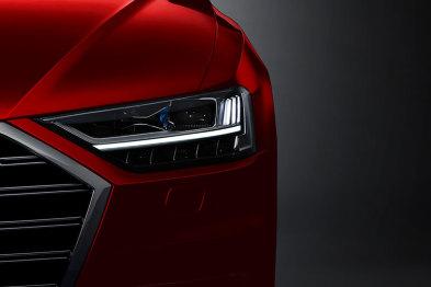 奥迪新A8环球首发,成首款L3级主动驾驶量产车