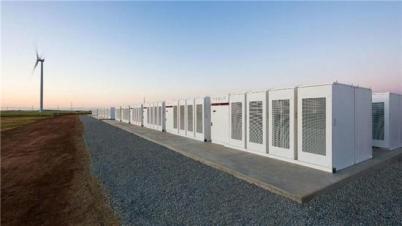 特斯拉全球最大锂离子电池系统开始测试  