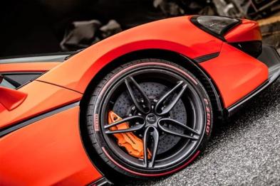 让轮胎与车沟通,倍耐力展示Cyber Car技术