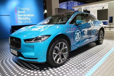 采埃孚:coPILOT首发,中国自动驾驶市场的最佳产品丨上海车展