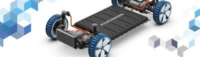 """大众声称其电池可供电动汽车""""终生使用"""""""
