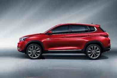 本月正式上市  奇瑞新零售首款车型瑞虎7i劲爆来袭