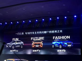 哈弗全球社交战略发布 多款F系新车上市