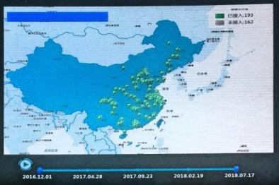 接入车辆破百万,中国新能源汽车的半壁江山都在这里了