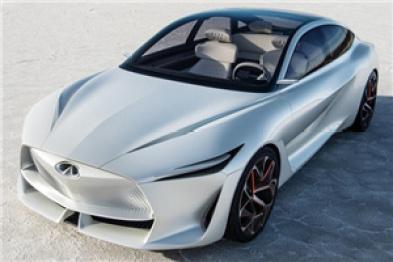 英菲尼迪2021年将推出首款纯电动车