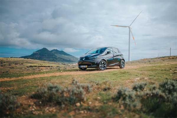 """雷诺集团计划用二手电池和纯电动车型建设清洁能源""""智能岛屿""""-汽车氪"""