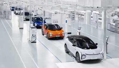 新能源真正头部企业范十足 高合汽车城市精品工厂打造5G数字时代智能制造新标杆