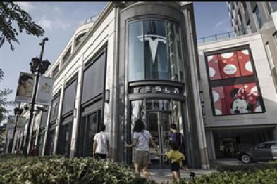 上海市政府:特斯拉上海建厂一事正在商谈中