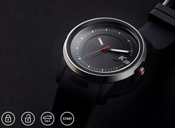 起亚推出可远程控制汽车的K3手表