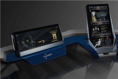 戴姆勒Luxoft合作研发用户体验平台