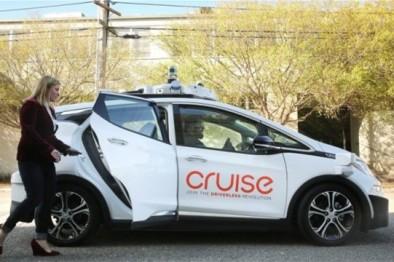 通用汽车自动驾驶项目遇巨大障碍,无望实现明年上路目标