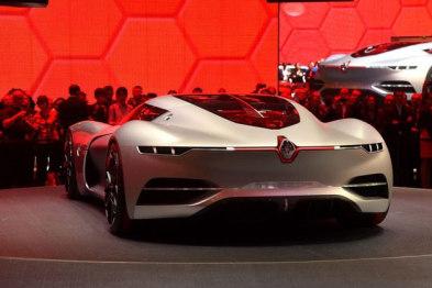 雷诺两款概念车将于3月7日在国内亮相