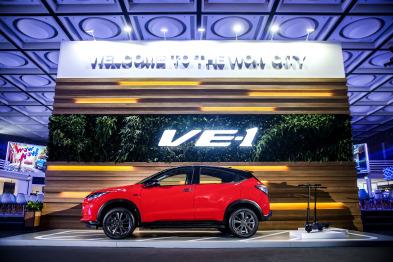 VE-1不到1年就升级,广汽本田重新思考电动化