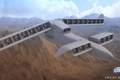 Uber计划利用垂直起降飞机推出城市短距离飞行服务