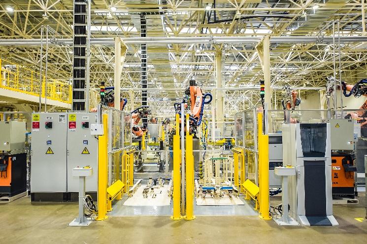 广汽新能源智能生态工厂