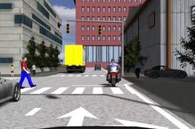 现代摩比斯利用3D技术模拟自动驾驶
