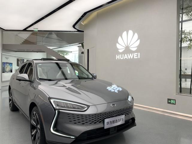 深网丨华为卖车调查:小品牌赛力斯单月订单超蔚来,明年目标30万台