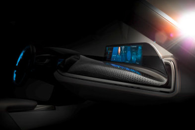 2016国际消费电子展 BMW将展示创新AirTouch非接触式触屏科技