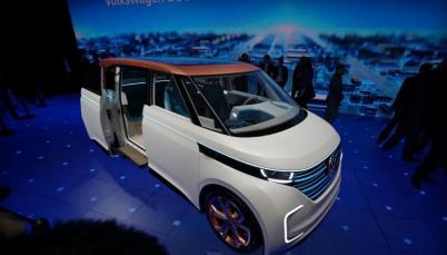 传统厂商发力:大众2025年前将推30款电动车