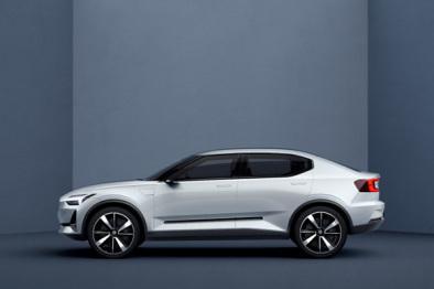 沃尔沃明年中旬推出全新电动汽车Polestar 2