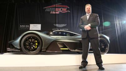 阿斯顿·马丁CEO:自动驾驶不是豪华超跑公司的短期目标