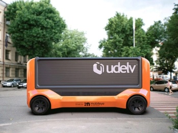 Mobileye与Udelv合作部署电动自动驾驶配送车辆