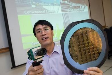 新加坡教授研发无人驾驶新型超快智能摄像头