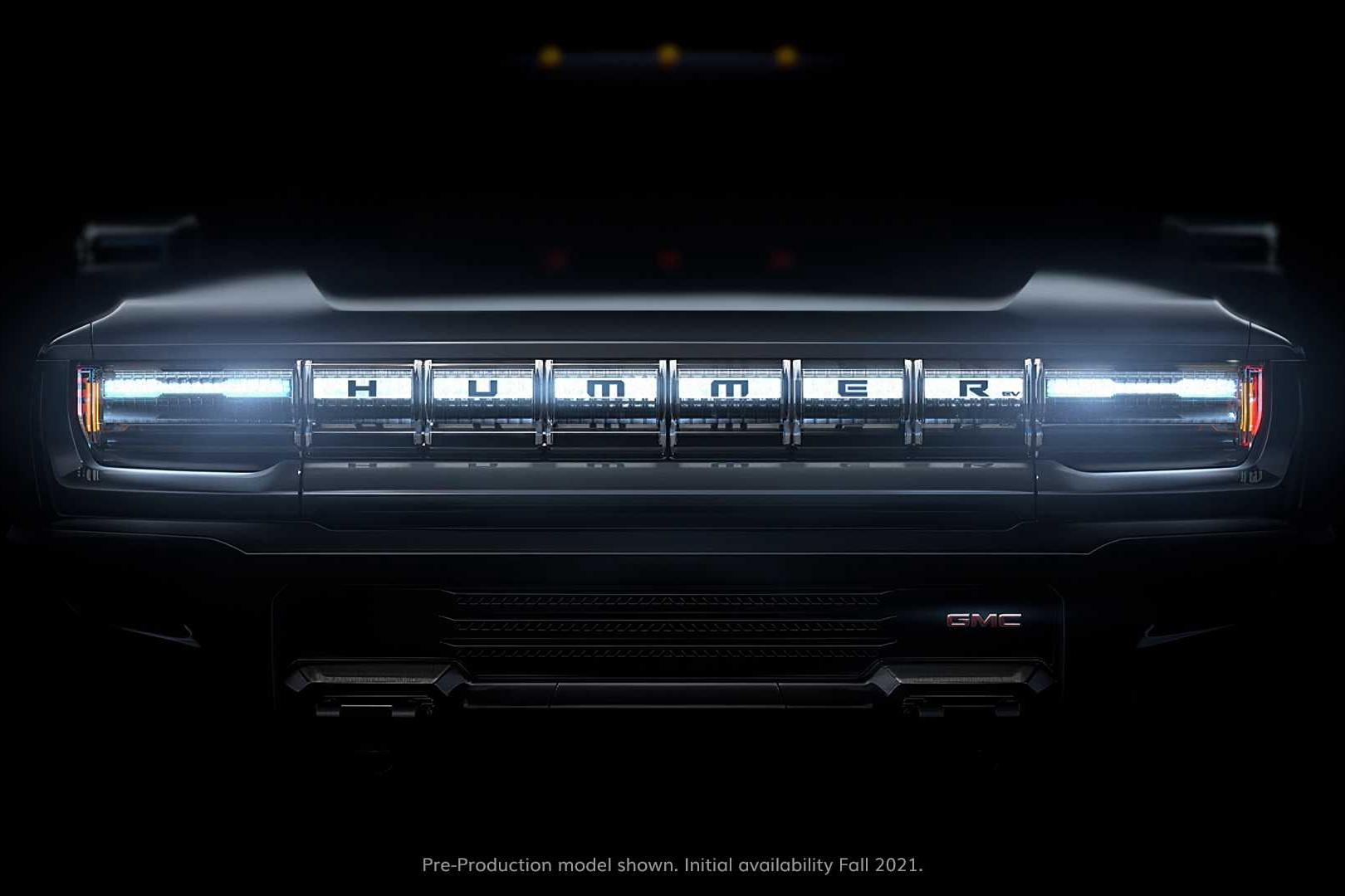 悍马EV超级皮卡:世界,你可以接受我了吗?