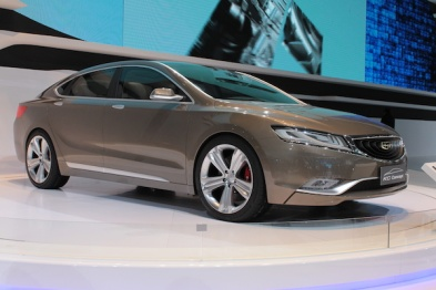 吉利与沃尔沃共同开发新款B级车