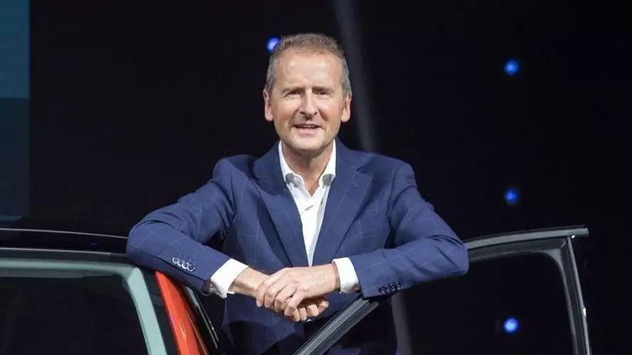 现任大众汽车品牌CEO迪斯