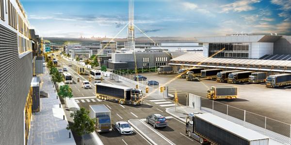 为人们出行及货物运输提供服务的智能车队管理系统