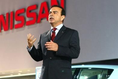日媒:日产汽车公司对戈恩违规行为展开彻底调查