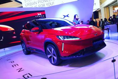 """小鹏汽车2.0量产版正式发布,新车命名为""""G3"""""""