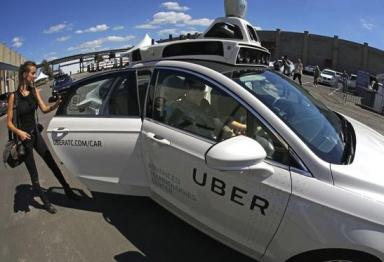无人驾驶竞逐时代:特斯拉、谷歌、Uber、Lyft 和苹果,谁将称霸?