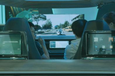 """玩自动驾驶,""""花心""""的苹果"""